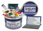 MARRIAGE SURVIVAL KIT IN A CAN. Novelty Bride & Groom/Newly Weds Wedding Gift