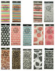 Printed Patterned Tissue Wrapping Paper designer 4 sheets - 15 designs u choose