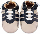 MINIFEET SOFT LEATHER BABY SHOES / PRAM SHOES 0-6,6-12,12-18,18-24 MTH &amp; 2-3 YRS <br/> BUY 3 PAIRS GET 4TH FREE - FREE SHIPPING WORLDWIDE !!