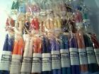 Hand Rolled Beeswax Candles, 10 Tapers, 36 Colors each w/chart of significance!