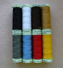 Gutermann Top stitch Thread 30 mt Reel, Strong polyester thread.