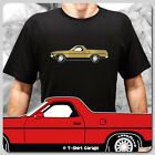 Classic Australian Ford Falcon XB GS Ute Car T-Shirt - Colour Customisable