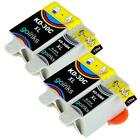 2x Compatible Kodak No. 30 Black & Colour Ink Cartridges