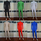 Catsuit Zentai Lycra Spandex Costumes Halloween Party Without hood/gloves/socks