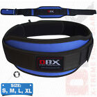 Weight Lifting Belt Gym Fitness Neoprene Back Support Exercise Belt S-M-L-XL