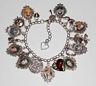 Twilight Character Charm Bracelets - Edward Cullen,  Bella Swan,  Jacob Black