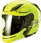"FLY RACING ""TOURIST"" MOTORCYCLE STREET FULL FACE HELMET  DOT APPROVED"