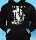 Genesis Inspired Mad Hatter Hoodie Hoody Alice In Wonderland Charisma T-Shirt