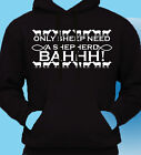 Atheist Hoody Unisex Cut Various Colours Non Believer God Voltaire Quote Hoodie