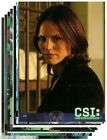 CSI: Cards BUY ONE CARD and get NINE FREE! -Your Choice! Seasons 3&4 Cards 25-48