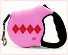 26 Bars And A Band Cute Dog Retractable Leash High Quality 7Couture Princess