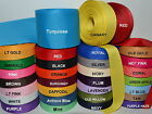 """1-1/2""""  1.5 """" INCH 3 Yards Of One Color Solid Grosgrain Ribbon Wholesale bulk"""