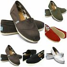 Toms Classic Canvas shoes. Various colours and sizes from £19.99!