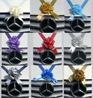 Wedding Car Decoration Large Bows and 7 Metres of Ribbon -  FAST and FREEPOST