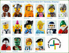 LEGO® 8804 Minifigure Series 4 YOU PICK character SAME DAY ship