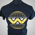 Weyland Yutani Corp Aliens Movie Themed Retro T Shirt Sci Fi Classic Cool