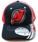 ZEPHYR NHL TEAM STRETCH FIT HOCKEY HAT - NEW JERSEY DEVILS - M/L & XL