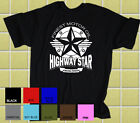 "Inspired Shirt Deep Purple ""Highway Star"""