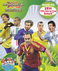 Choose Base Cards 154-190 The Road to Brazil World Cup Panini Adrenalyn XL 2014