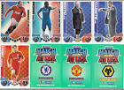 MATCH ATTAX 10 11 CARDS LIMITED EDITION / 100 CLUB / MOTM + OTHERS NEW 2010 2011