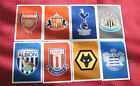 MATCH ATTAX 11 12 LIMITED CLUB TEAM BADGES ISSUED BY SUN NEWSPAPER 2011 / 2012