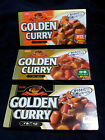 Japanese S & B Golden Curry mild medium hot Cuury paste good spicy and herb