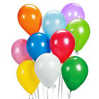 "12"" Birthday Wedding Party Decor Latex Helium Quality Balloons all Colors"