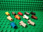 """Lego 10 Technic angle connectors """"You pick your color"""""""