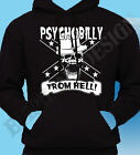 Rockabilly Psychobilly Punk Hoody T-Shirt Psychobilly From Hell Hoodie Original