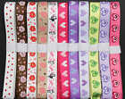 5yards Valentine's Day Ribbon  Grosgrain Ribbon  Free Shipping