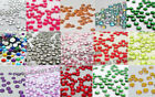 250 x 3mm Diamante, Rhinestones, Gems, Acrylic Crystals: Loose. No Glue