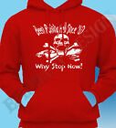 Rockabilly 27th Birthday Hoody Hoodie Add Your Own Year 1989 Gift Rock Punk cool
