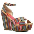 Rocket Dog CLARA Sandalleten Pumps 36,37,38,39,40 Keilabsatz Wedge Plateau Boho