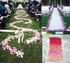 2000pcs Silk Flowers Rose Petals Floating Wedding Party Decoration Favours NEW