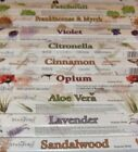 Stamford Incense Sticks - Many Scents Available (Offer 4 for 3)