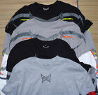 TapouT Mens Lite Definitive Training Slider Mock-Layer Tee Logo Graphic List $38