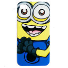 DESPICABLE ME MINION FOR IPHONE 4 4S 5 HARD CUTE CARTOON MOBILE CASE COVER