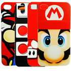 CUSTOM SUPER MARIO CASE FOR THE IPHONE & SAMSUNG CARTOON COVER NINTENDO GAMEBOY