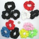 Kyпить LOT OF 6 (=2 PACK)--SATIN HAIR SCRUNCHIES   HAIR TWISTER--ES270A на еВаy.соm