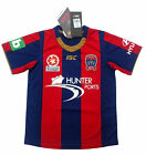 Newcastle Jets Kids Home Jersey Sizes 6 -14 BNWT A League