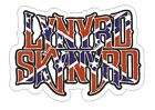 Lynyrd Skynyrd  Sticker Sweet Home Alabama R199 Choose Size From Dropdown