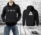 Like Bastille HOODIE jumper ALL SIZES & COLOURS bad blood JUMPER SWEATER