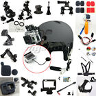 Silicone Case AV Cable Chest Head Belt Strap Mount for Gopro Hero HD 2 3 Camera