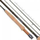 Shakespear Agility Rise Fly Fishing Rods ALL SIZES AVAILABLE plus FREE trout fly