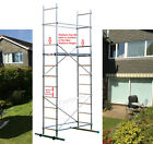 Best DIY Aluminium Scaffold Tower Up To 7.0m (WH) Trap Platform, Optional Extras <br/> Check Out Our Video! - EU Manufacturer - FREE Delivery