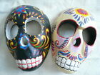 Sugar Skull ~ Day of the Dead ~ Día de los Muertos ~ Wall Hanging ~ Mask ~ Black