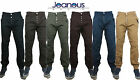 Mens Stretch Cuffed Chinos Joggers Jogger Jeans by AD  Waist 42 44 46 48