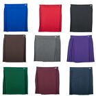 "School PE Netball Gym Sports Skirt 10 Colours All Sizes ages 3 to Adults 40"" NEW"