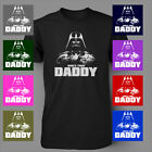 FUNNY STAR WARS Whos Your Daddy Vader Mens T-Shirt