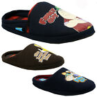 NEW MENS THE SIMPSONS FAMILY GUY HOMER COMFORT FLAT WARM WINTER CASUAL SLIPPERS